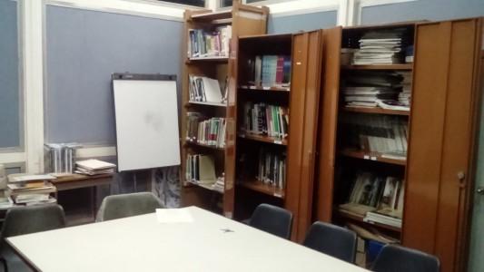 Centro Argentino de Arquitectos Paisajistas  - Biblioteca CAAP