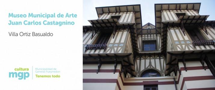 """Museo Municipal de Arte """"Juan Carlos Castagnino"""" - Biblioteca Especializada y Archivo Documental de las artes visuales marplatenses"""